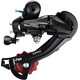 Shimano Tourney TZ RD-TZ500 Bagskfiter 6-speed Direct Mount sort